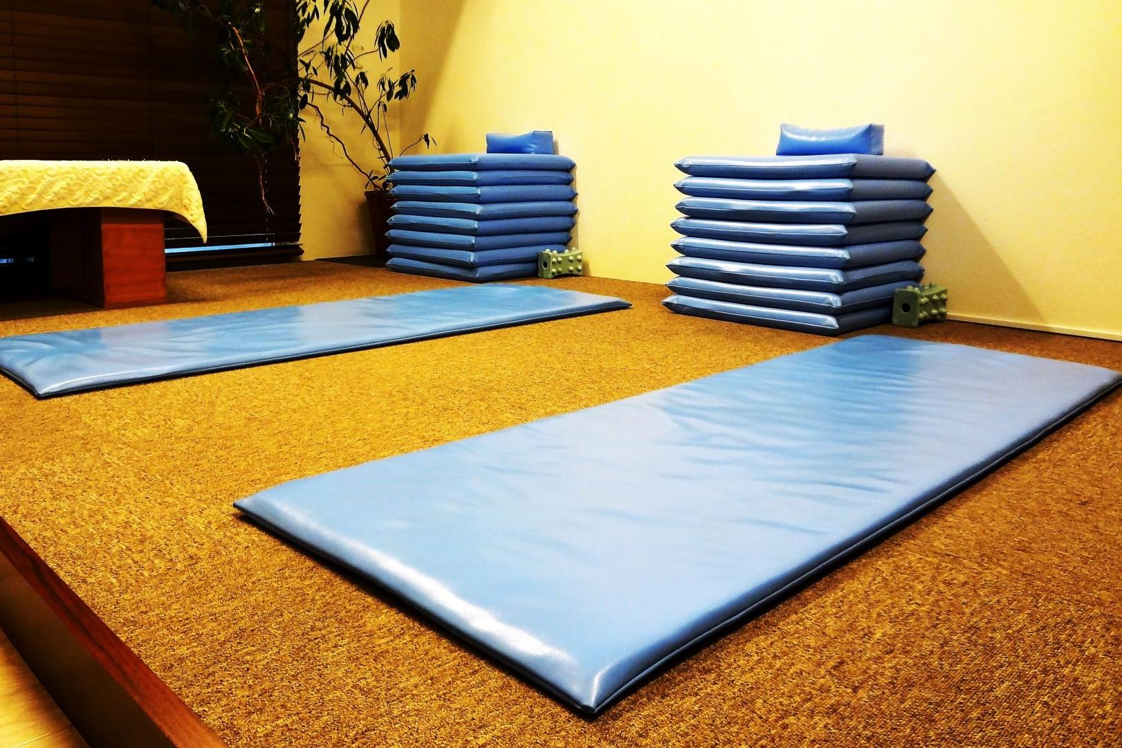 池袋バランス力学整体院内 施術スペース